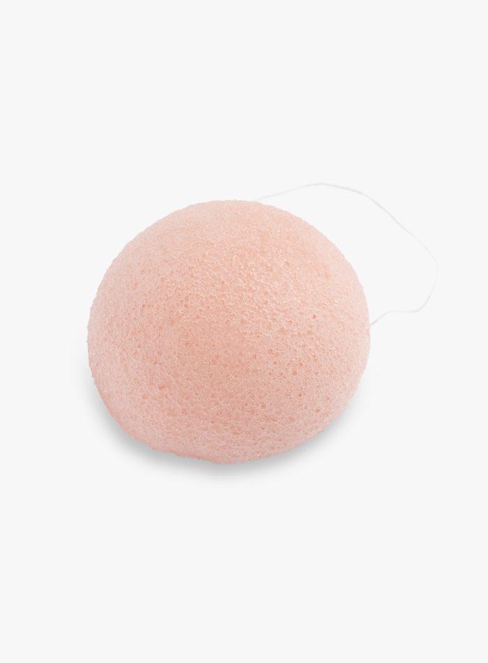 Spugna konjac rosa per viso