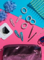 Clic-clac rosa azzurro 4 pezzi