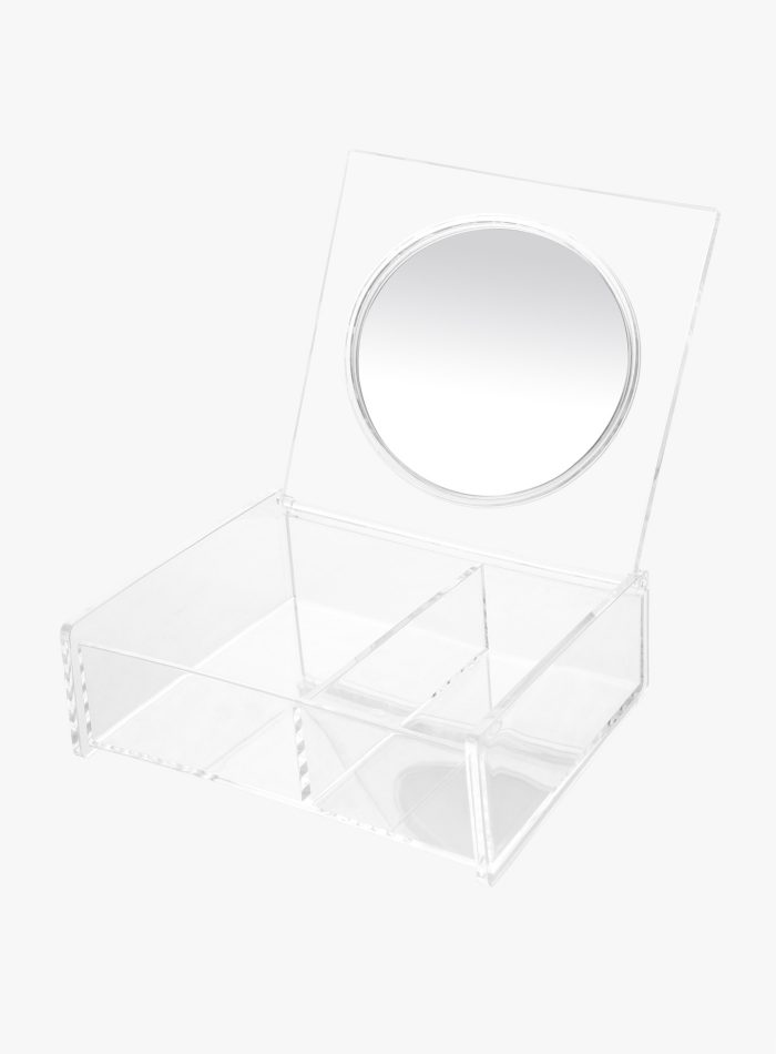 Cofanetto con specchio